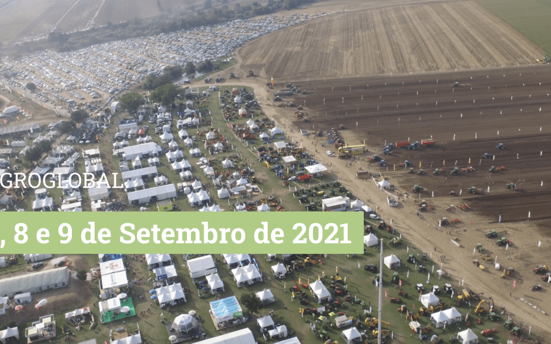 Inscrições Agroglobal 2021