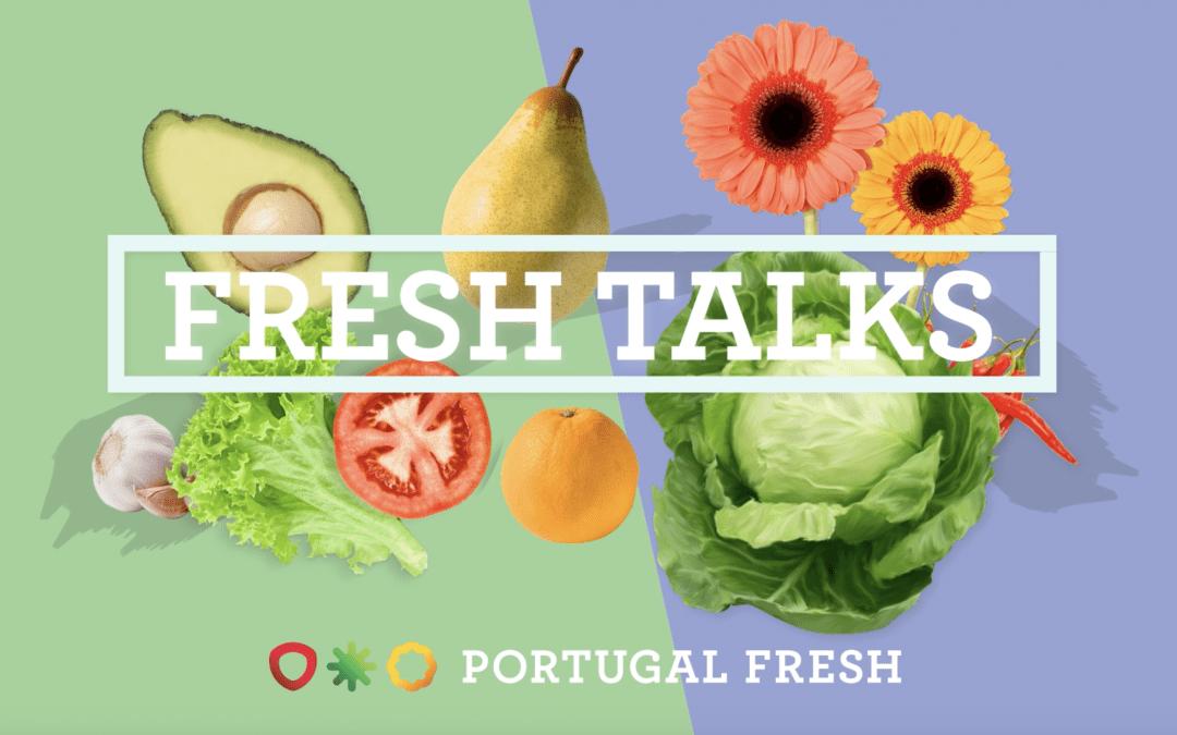 Portugal Fresh lança Fresh Talks para promover setor das frutas, legumes e flores